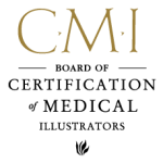 CMI, Board of Certification of Medical Illustrators