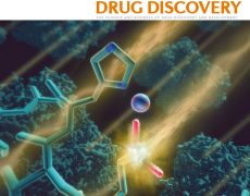 Nature Reviews Drug Discovery Cryo-EM Journal Cover